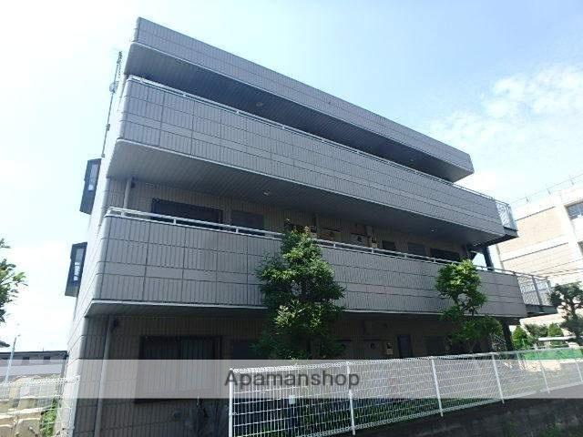 埼玉県川口市、南浦和駅徒歩30分の築21年 3階建の賃貸マンション