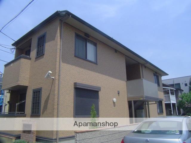 埼玉県蕨市、戸田駅徒歩24分の築10年 2階建の賃貸アパート