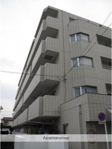 埼玉県蕨市、戸田駅徒歩17分の築30年 5階建の賃貸マンション