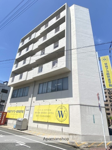埼玉県蕨市、蕨駅徒歩5分の築43年 7階建の賃貸マンション