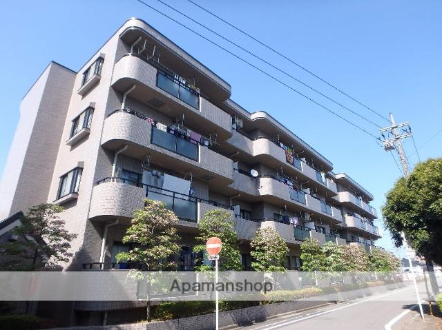 埼玉県川口市、南浦和駅徒歩40分の築20年 4階建の賃貸マンション