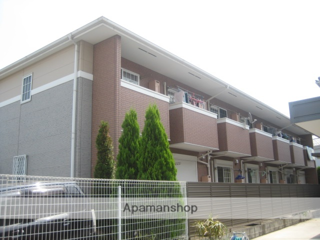 埼玉県蕨市、戸田駅徒歩12分の築13年 2階建の賃貸アパート