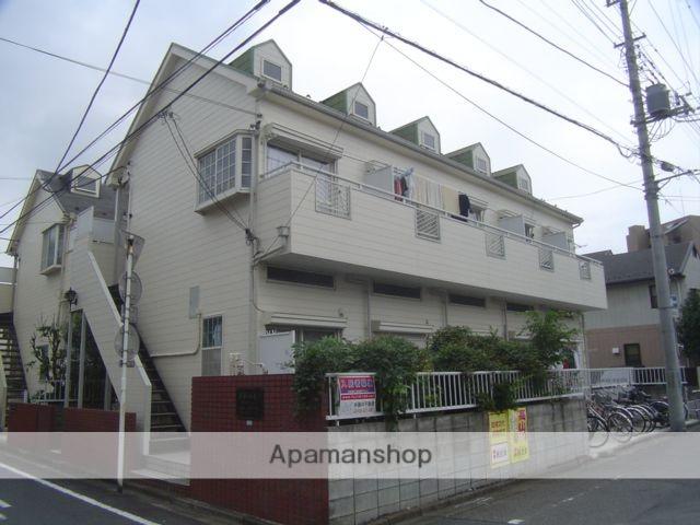 埼玉県蕨市、戸田駅徒歩26分の築24年 2階建の賃貸アパート