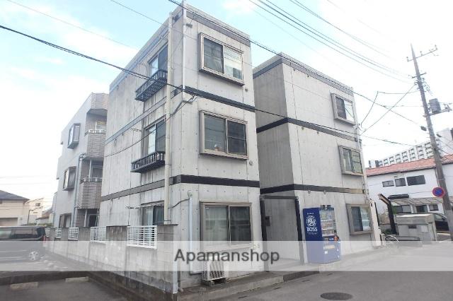埼玉県川口市、南浦和駅徒歩22分の築10年 3階建の賃貸マンション