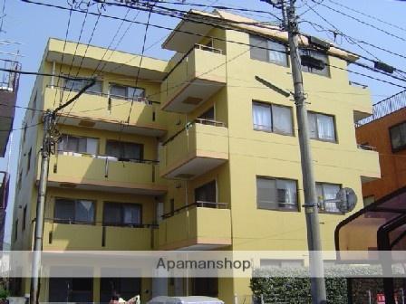 埼玉県蕨市、戸田駅徒歩33分の築24年 4階建の賃貸マンション