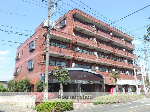 埼玉県蕨市、蕨駅徒歩8分の築23年 5階建の賃貸マンション