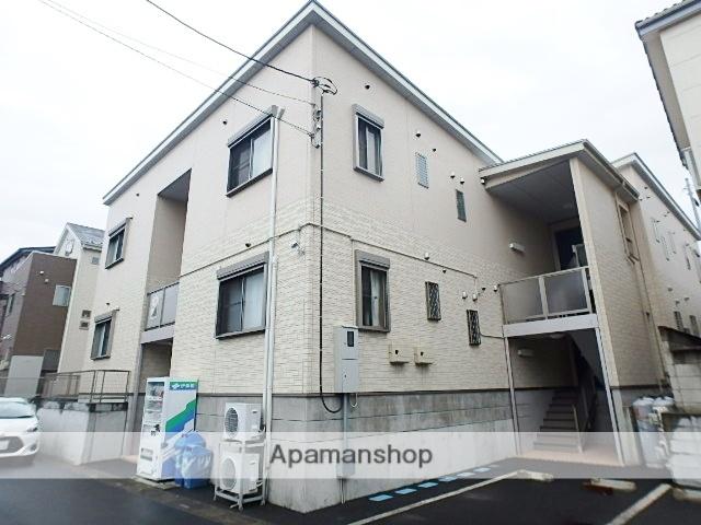 埼玉県川口市、蕨駅バス10分前川小下車後徒歩5分の築8年 2階建の賃貸アパート