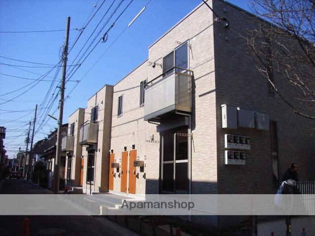 埼玉県川口市、南浦和駅徒歩21分の築9年 2階建の賃貸アパート