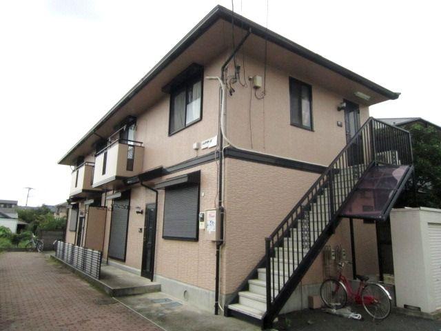 埼玉県戸田市、戸田公園駅徒歩24分の築19年 2階建の賃貸アパート