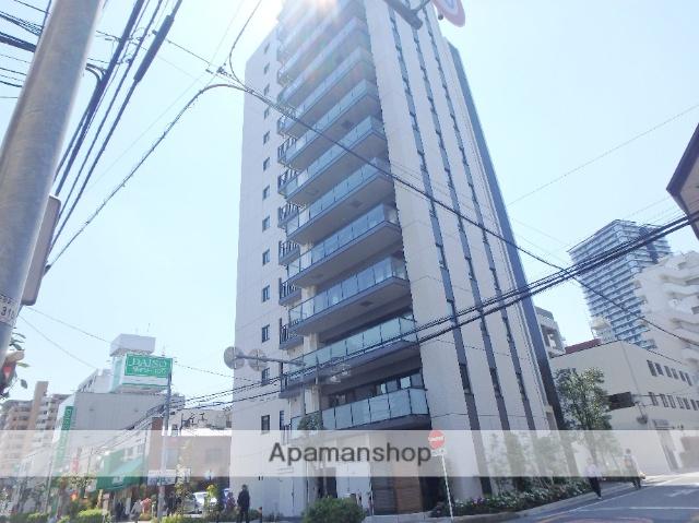 埼玉県蕨市、蕨駅徒歩2分の築3年 14階建の賃貸マンション
