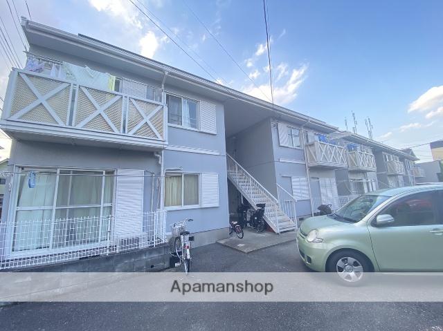 埼玉県川口市、東浦和駅徒歩39分の築27年 2階建の賃貸アパート