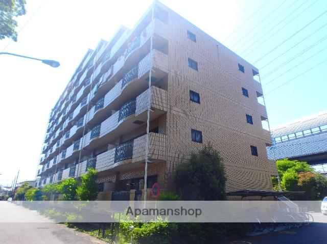 埼玉県川口市、南浦和駅徒歩19分の築20年 8階建の賃貸マンション