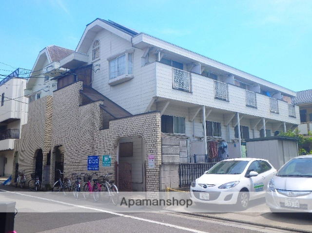 埼玉県川口市、南浦和駅徒歩42分の築29年 3階建の賃貸マンション
