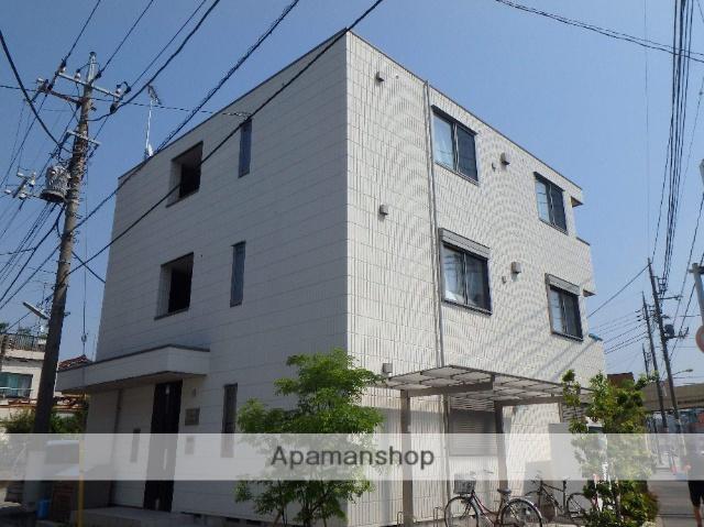 埼玉県蕨市、蕨駅徒歩19分の築3年 3階建の賃貸マンション