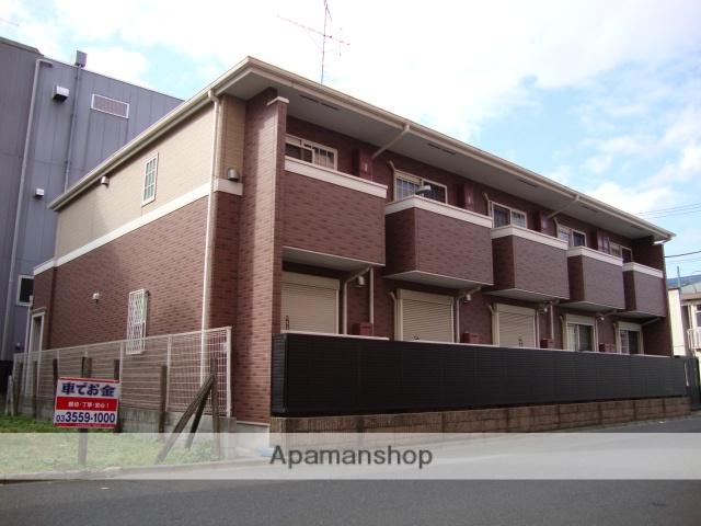 埼玉県戸田市、戸田駅徒歩30分の築13年 2階建の賃貸アパート