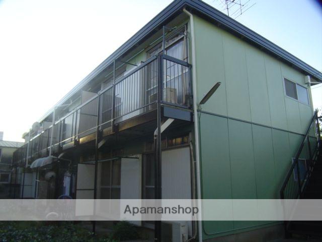埼玉県蕨市、戸田公園駅徒歩27分の築40年 2階建の賃貸アパート