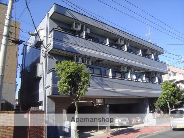 埼玉県蕨市、蕨駅徒歩14分の築26年 3階建の賃貸マンション