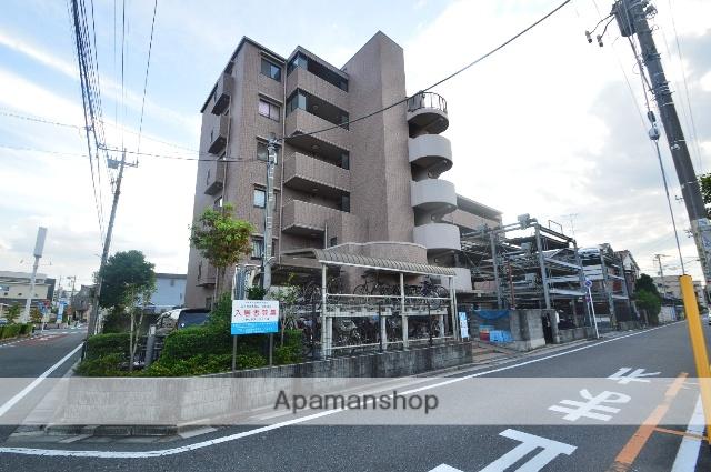 埼玉県戸田市、戸田公園駅徒歩15分の築15年 6階建の賃貸マンション