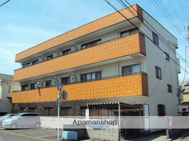 埼玉県蕨市、蕨駅徒歩10分の築26年 3階建の賃貸マンション
