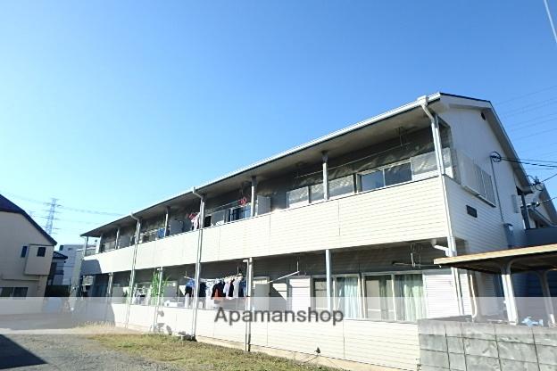 埼玉県蕨市、戸田駅徒歩18分の築27年 2階建の賃貸アパート