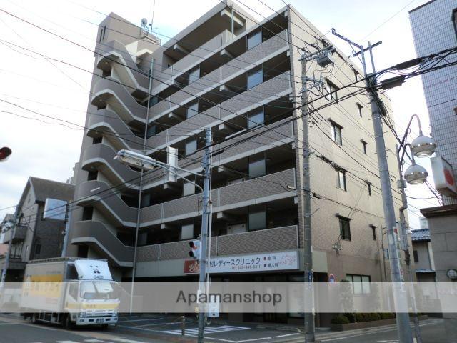 埼玉県戸田市、戸田公園駅徒歩8分の築18年 7階建の賃貸マンション