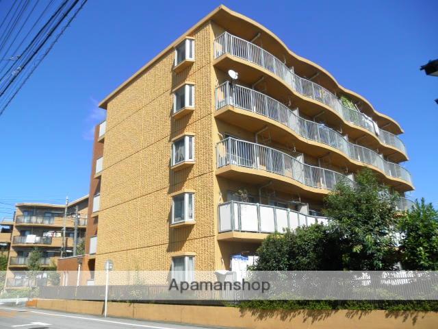 埼玉県川口市、南浦和駅徒歩23分の築30年 5階建の賃貸マンション