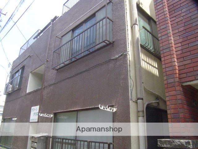埼玉県蕨市、戸田駅徒歩29分の築33年 3階建の賃貸マンション