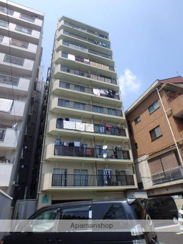 埼玉県川口市、蕨駅徒歩4分の築38年 11階建の賃貸マンション