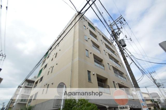 埼玉県川口市、蕨駅徒歩5分の築10年 7階建の賃貸マンション