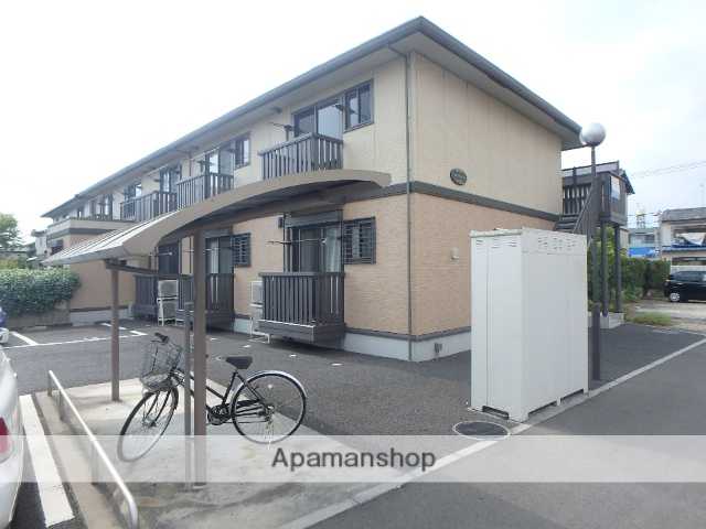 埼玉県川口市、蕨駅徒歩16分の築8年 2階建の賃貸アパート