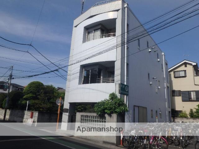 埼玉県川口市、戸田駅徒歩30分の築29年 3階建の賃貸マンション