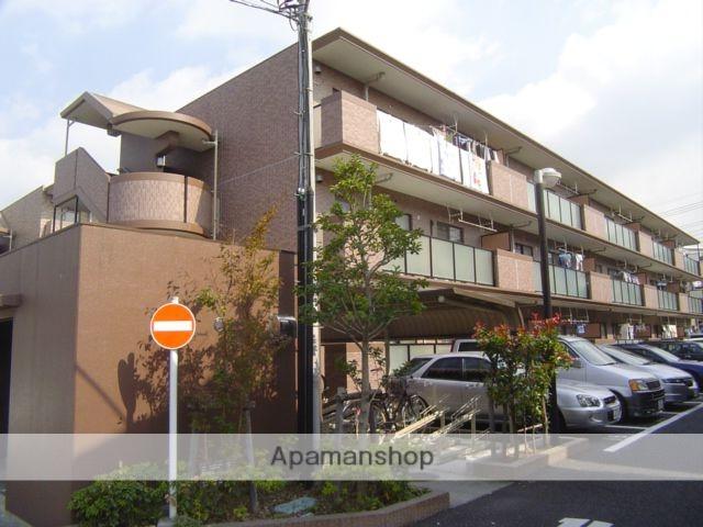 埼玉県川口市、戸田駅徒歩27分の築13年 3階建の賃貸マンション