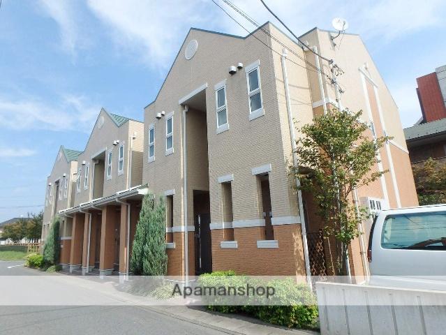 埼玉県蕨市、戸田駅徒歩8分の築13年 2階建の賃貸マンション