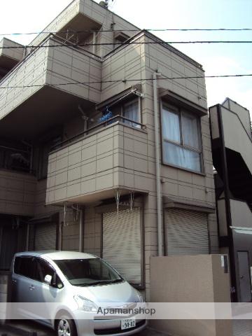 埼玉県蕨市、戸田駅徒歩15分の築28年 3階建の賃貸マンション