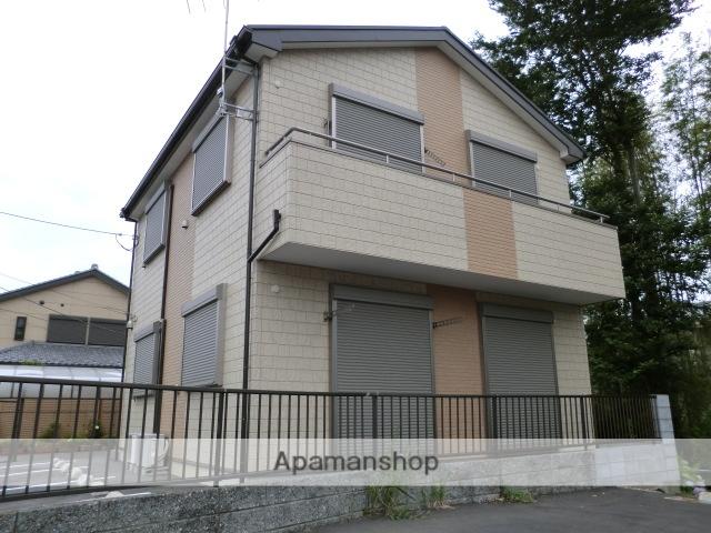 埼玉県蕨市、南浦和駅徒歩25分の築9年 3階建の賃貸アパート