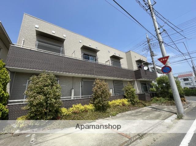 埼玉県蕨市、蕨駅徒歩10分の築3年 2階建の賃貸アパート