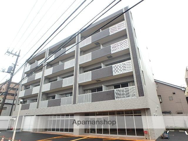 埼玉県戸田市、戸田駅徒歩7分の築2年 5階建の賃貸マンション