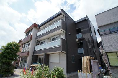 埼玉県蕨市、戸田駅徒歩24分の築1年 3階建の賃貸マンション