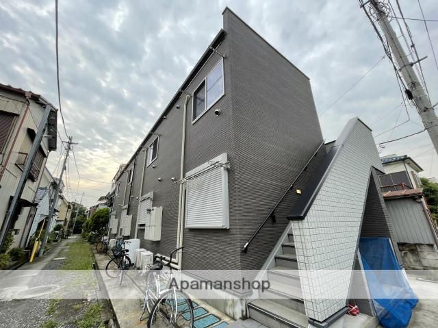 埼玉県川口市、南浦和駅徒歩26分の新築 2階建の賃貸アパート