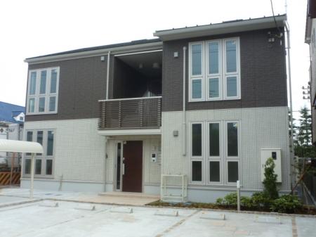 埼玉県戸田市、戸田駅徒歩23分の新築 2階建の賃貸アパート