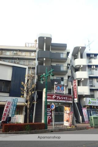 埼玉県川口市、蕨駅徒歩3分の築31年 5階建の賃貸マンション
