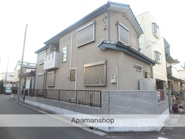 埼玉県蕨市、蕨駅徒歩19分の築8年 2階建の賃貸一戸建て