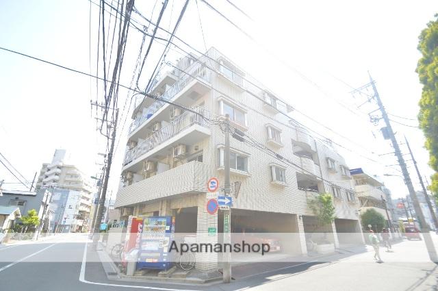 埼玉県川口市、蕨駅徒歩5分の築29年 5階建の賃貸マンション