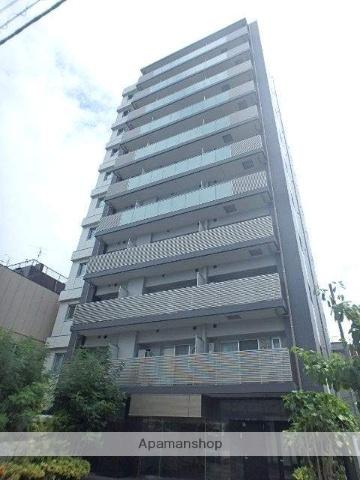 埼玉県蕨市、蕨駅徒歩2分の築1年 11階建の賃貸マンション