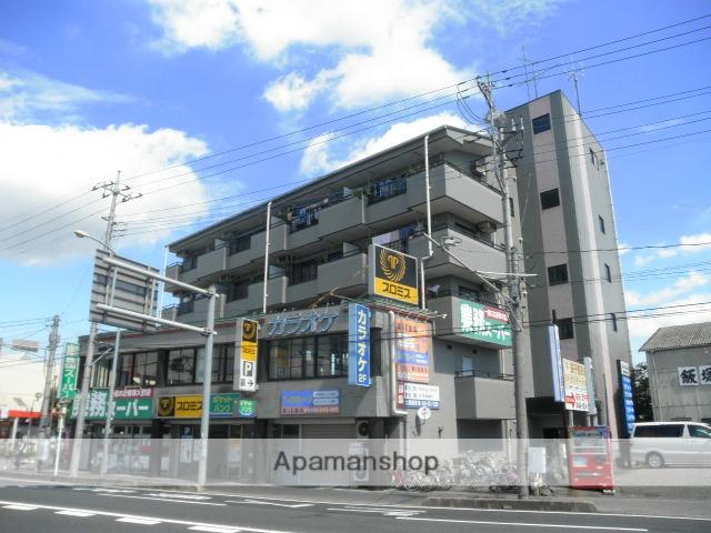 埼玉県川口市、蕨駅徒歩22分の築23年 5階建の賃貸マンション