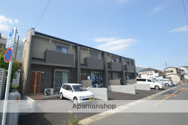 埼玉県川口市、南浦和駅徒歩20分の築3年 2階建の賃貸テラスハウス