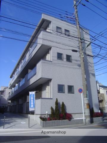 埼玉県川口市、南浦和駅徒歩22分の築7年 3階建の賃貸マンション