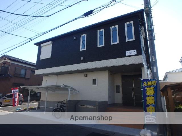 埼玉県川口市、蕨駅徒歩20分の新築 2階建の賃貸アパート