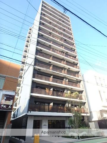 埼玉県蕨市、蕨駅徒歩6分の新築 15階建の賃貸マンション