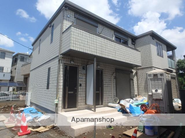 埼玉県川口市、蕨駅徒歩7分の新築 2階建の賃貸アパート